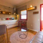 Wohnzimmer und Küche, Jagüe, La Hoya del Cura, Chipude
