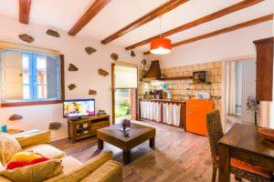 Sala de estar, La Calera, Caserío de la Playa