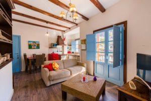 Sala de estar, La Mérica, Caserío de la Playa