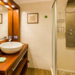 Bathroom, La Mérica, Caserío de la Playa