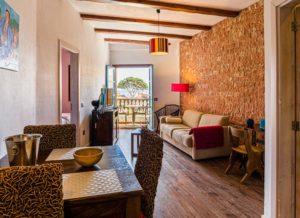 Sala de estar, La Playa, Caserío de la Playa