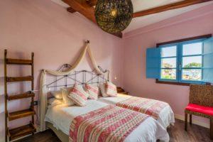 Dormitorio, La Playa, Caserío de la Playa