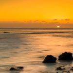 Sunset in Valle Gran Rey, © Luis M. Anibarro