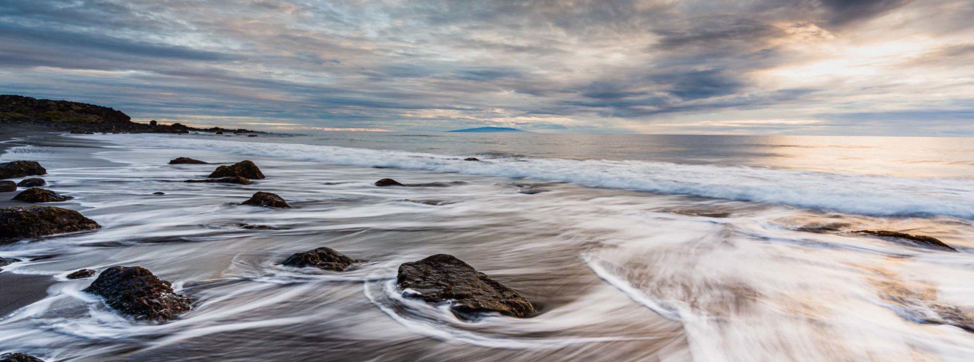Playa del Inglés, Valle Gran Rey, © Luis M. Anibarro